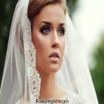 گالری زیباترین مدل آرایش عروس شیک و جدید 2018