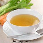 آموزش طرز تهیه آب گوشت یا عصاره گوشت برای انواع سوپ ، پتاژ و سس