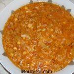 سوپ بلغور با قارچ + طرز تهیه سوپ بلغور خانگی خوشمزه