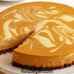 طرز تهیه کیک کدو حلوایی بدون فر و اصول خوشمزه شدن کیک کدو حلوایی