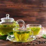 چای سبز و لاغری + خواص و مضرات چای سبز