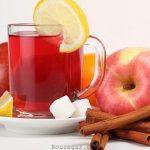 چای آلبالو تازه یا خشک و آموزش طرز تهیه  چای آلبالو خوشمزه