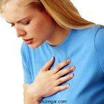 دلایل درد قفسه سینه و راه های درمان