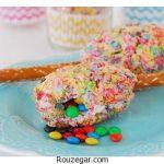طرز تهیه شیرینی های مورد علاقه کودکان