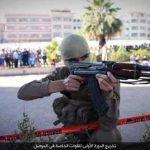 عکس جدید نیروهای ویژه داعش را ببینید