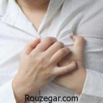 مهمترین عوامل درد قلب و نشانه های درد قلب در جوانان و بزرگسالان