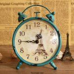 ساعت رومیزی شماطه دار + گالری فانتزی ترین و شیک ترین ساعت های رومیزی کلاسیکزنگدار