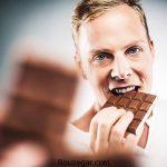 تأثیر شکلات بر سلامت قلب مردان