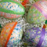 جالب ترین ایده ها برای تزیین تخم مرغ عید نوروز 97 به همراه آموزش