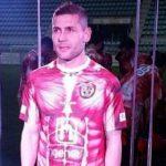 رونمایی از تکان دهنده ترین پیراهن تاریخ فوتبال + عکس