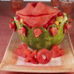 دسر میوه ای ساده ژله ای + طرز تهیه دسر میوه ای زمستانی