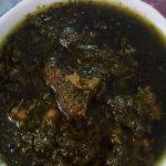 سبزی قورمه با مرغ + طرز تهیه سبزی قورمه مجلسی