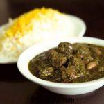 قورمه سبزی مجلسی و خوشمزه + طرز تهیه قورمه سبزی مجلسی با سبزی خشک