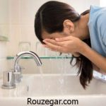 آشنایی با انواع غسل واجب زنان و روش صحیح انجام غسل واجب زنان