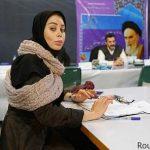 دختر سانتی مانتال نامزد مجلس شورای اسلامی