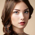آموزش آرایش شیک و ملایم مخصوص دخترخانم ها