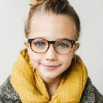 عینک های طبی بچه گانه + انواع عینک های طبی بچه گانه 2018 – 97