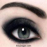 ده نکته ی آرایشی برای داشتن چشمانی جذاب | راهنمای آرایش چشم