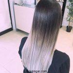 رنگ مو  96 | مدل رنگ مو جدید 2017 | مدل رنگ مو آمبره