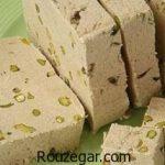حلوا ارده سنتی خوشمزه + طرز تهیه حلوا ارده سنتی با شیره خرما