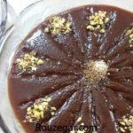 آموزش طرز تهیه حلوا با خرما و راز خوشمزه شدن حلوا با خرما شیرازی