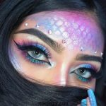آرایش چشم غلیظ+ژورنال مدل آرایش غلیظ سایه چشم