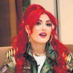 هلن عبدالله خواننده ایرانی در لیست مرگ داعش + عکس