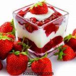 طرز تهیه بستنی + آموزش طرز تهیه بستنی سرخ شده مجلسی و خوشمزه
