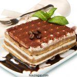 طرز تهیه تیرامیسو + آموزش طرز تهیه تیرامیسو ایتالیایی خوشمزه