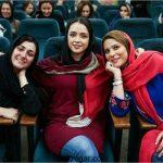 حضور سحر دولتشاهی و دیگر هنرمندان در جشن آزادی زنان زندانی جرائم غیرعمد
