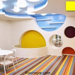طراحی دکوراسیون داخلی مهد کودک + 20 طرح جذاب و رنگارنگ برای طراحی دکوراسیون مهد کودک