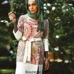 گالری از زیباترین و شیک ترین مدل استایل اسلامی 2017 | مدل استایل اسلامی 96