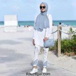 گالری شیک ترین تیپ و مدل استایل اسلامی 2017 |مدل استایل اسلامی 96