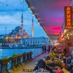 جاذبه های گردشگری استانبول و معرفی بهترین تفریحات و مکان های دیدنی ترکیه