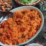 استانبولی پلو با گوشت + طرز تهیه استانبولی پلو با مرغ