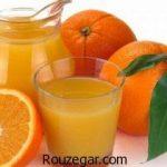 خواص آب نارنج برای پوست + خواص آب نارنج برای لاغری