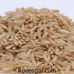 خواص برنج قهوه ای برای لاغری + خواص برنج قهوه ای سبوس دار برای پوست