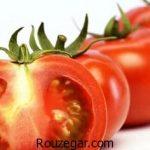 خواص گوجه فرنگی کال برای پوست + خواص گوجه فرنگی برای پروستات