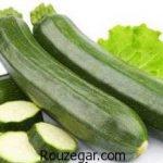 خواص کدو سبز خام برای نوزاد + خواص کدو سبز آب پز در بارداری
