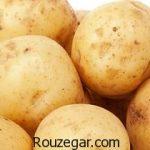 خواص سیب زمینی شیرین برای کودکان + خواص سیب زمینی آب پز برای پوست