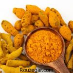 خواص زردچوبه و عسل + مضرات و خواص زردچوبه ناشتا برای پوست