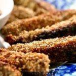 ماهی کنجدی مجلسی + طرز تهیه ماهی کنجدی با سس مرکبات