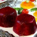 لبوی شکم پر شب یلدا با تزیین و طرز تهیه لبوی شکم پر خوش رنگ
