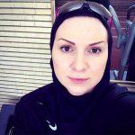 عکس های شخصی لیلا رجبی و همسرش + بیوگرافی لیلا رجبی