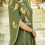 انواع شیک ترین مدل مانتو زنانه مجلسی مزون دوز مخصوص عید 97
