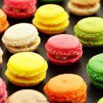 شیرینی ماکارون فرانسوی و آموزش طرز تهیه شیرینی ماکارون خوشمزه