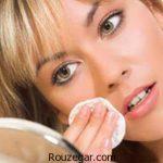 پاک کننده آرایش صورت صد در صد طبیعی