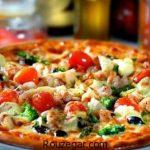 پیتزا مخلوط خانگی + طرز تهیه پیتزا مخلوط مخصوص