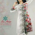 مدل مانتو سنتی رنگ سال 2016 از برند ایرانی نژ