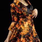 جدیدترین مدل مانتو رنگ سال 1395 دخترانه از برند لولاند